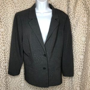 Atelier Gray Pin Stripe Suit